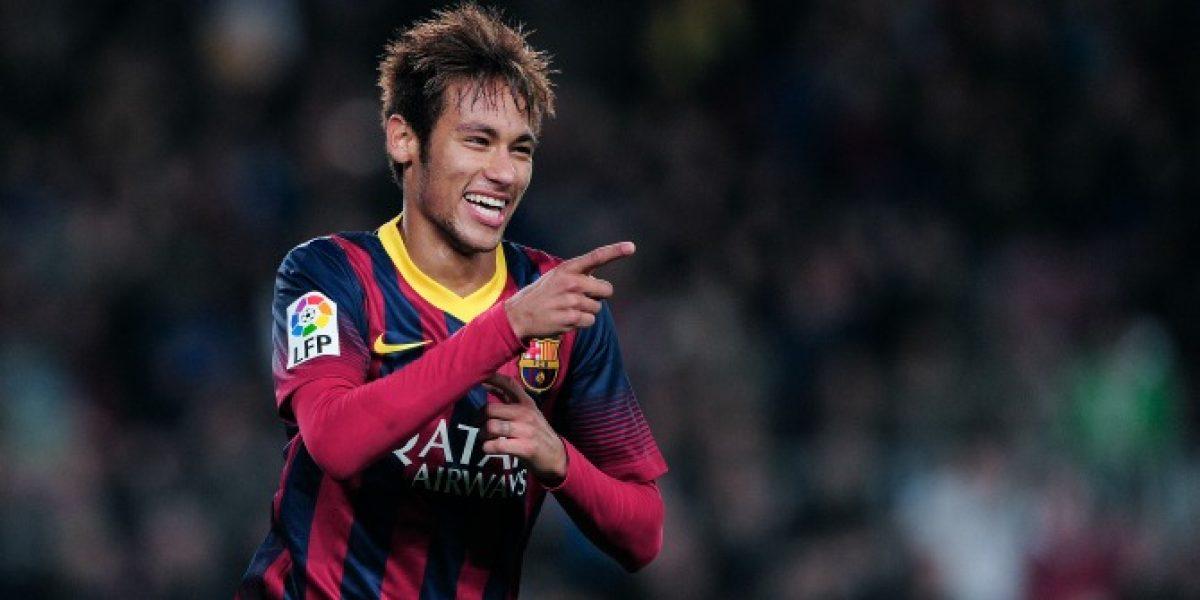 Neymar es baja y Alexis iría al banco en partido del Barcelona por la Copa del Rey