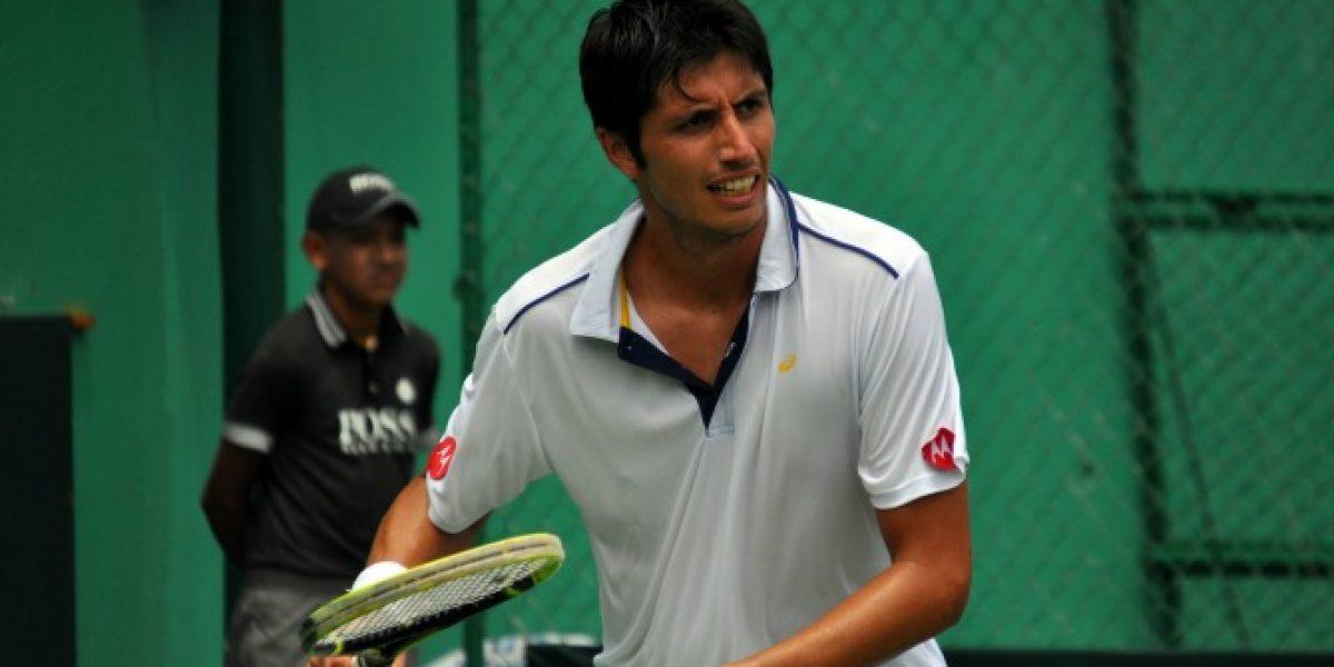 Federación de Tenis dio a conocer nómina para Copa Davis