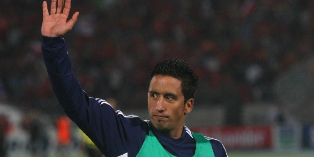 Lucas Barrios: