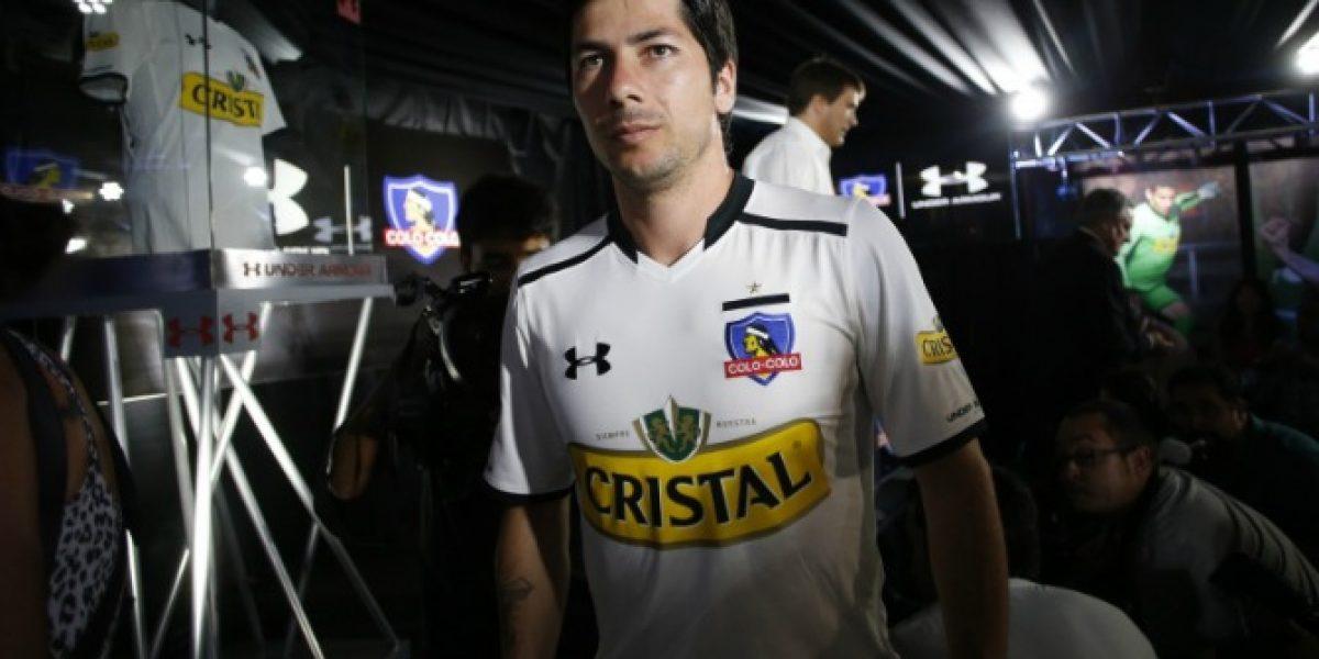 Llegó pase de Valdés y podrá debutar por Colo Colo ante Everton