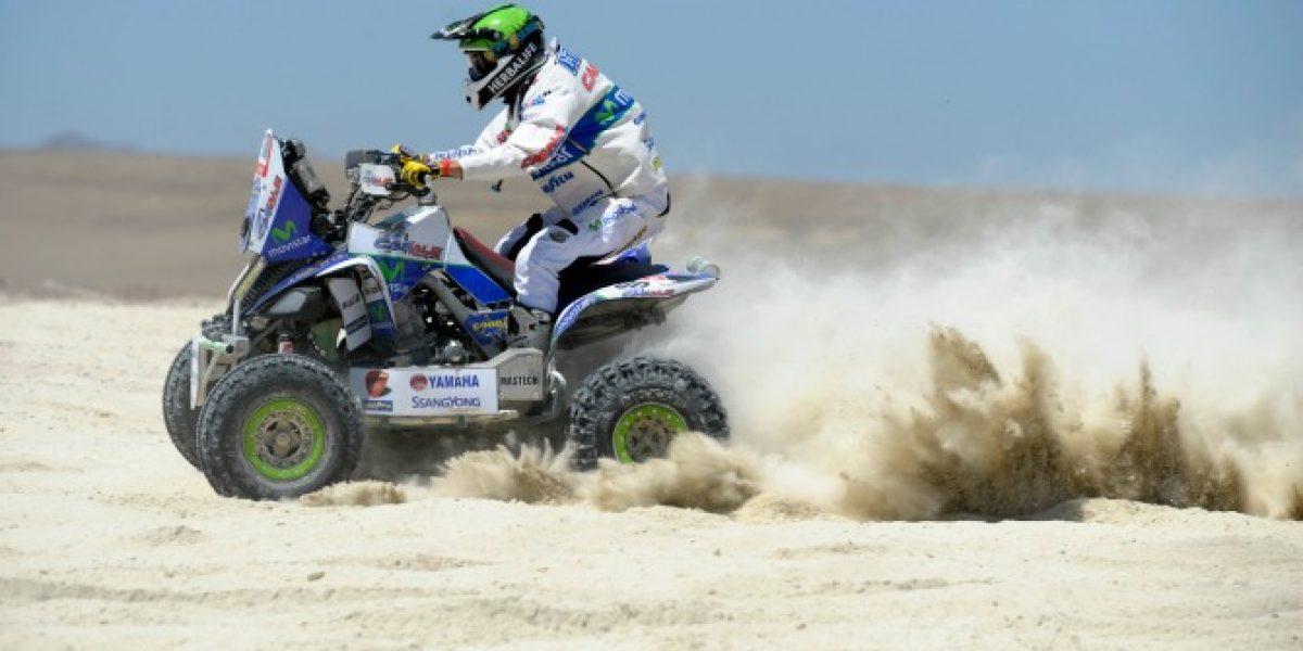 Ignacio Casale gana etapa y es líder de la clasificación general