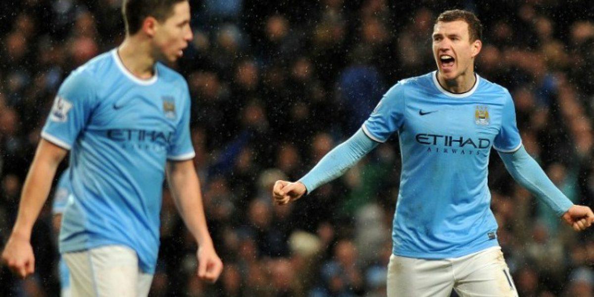 Video: revisa los seis goles en la paliza del Manchester City