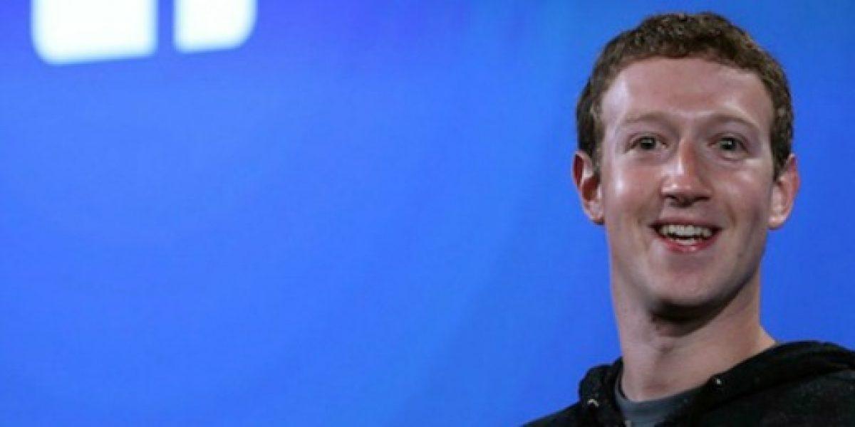 Fundador de Facebook fue quien hizo la donación más grande de 2013