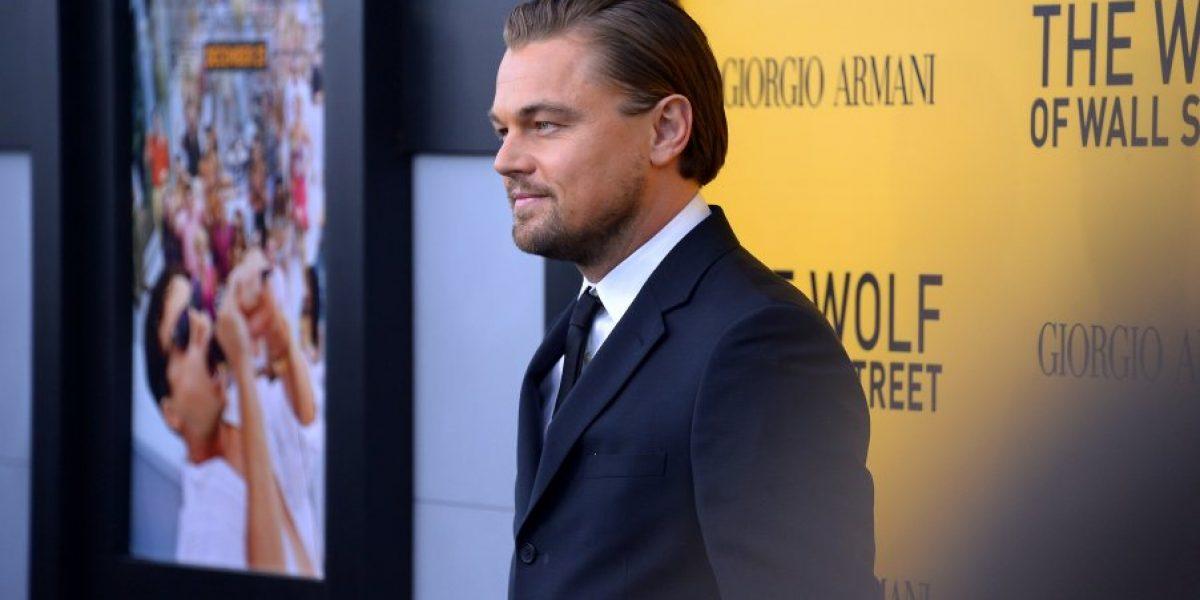 Leonardo DiCaprio confesó que estuvo a punto de morir