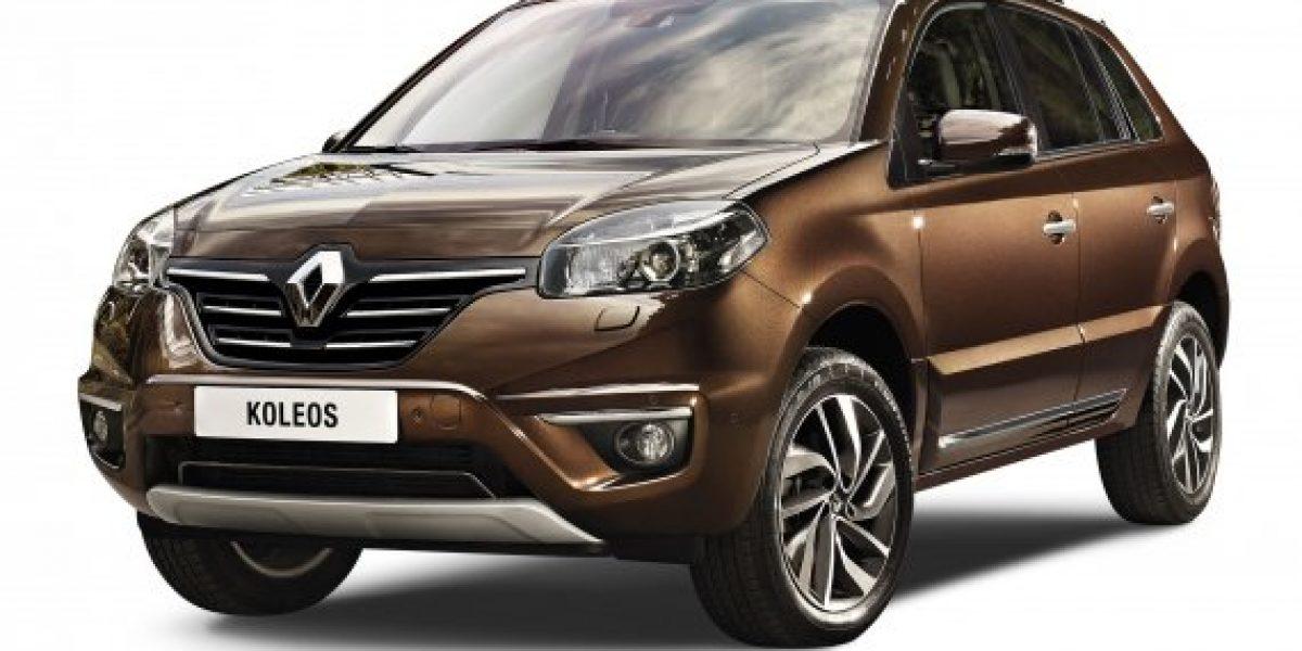 Llega a Chile el nuevo Renault Koleos