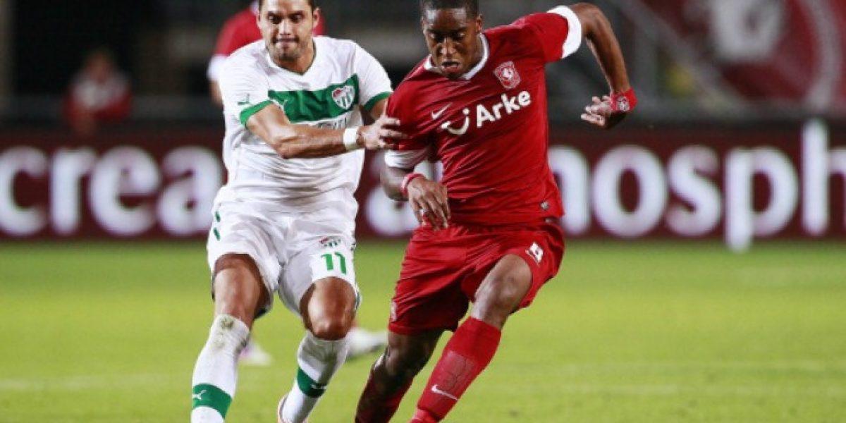 Sebastián Pinto fue marginado del Bursaspor y deberá buscar nuevo equipo