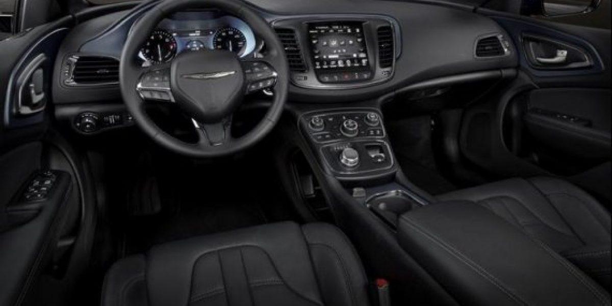 Esto es lo nuevo de Chrysler...