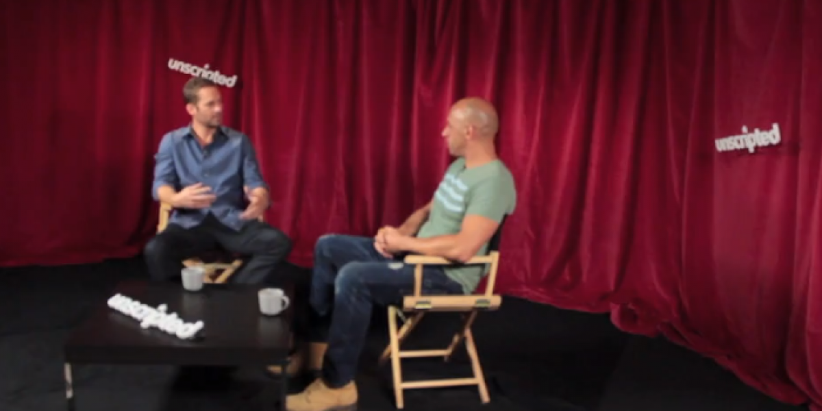Vin Diesel recuerda la compañía de Paul Walker con un video