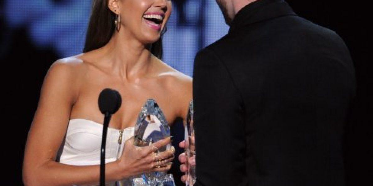 Justin Timberlake acalla rumores de separación de Jessica Biel en los People
