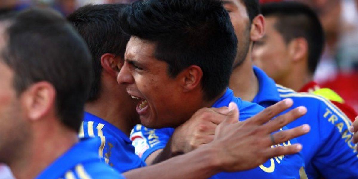 La U fue el mejor equipo chileno en 2013 según ránking de fútbol