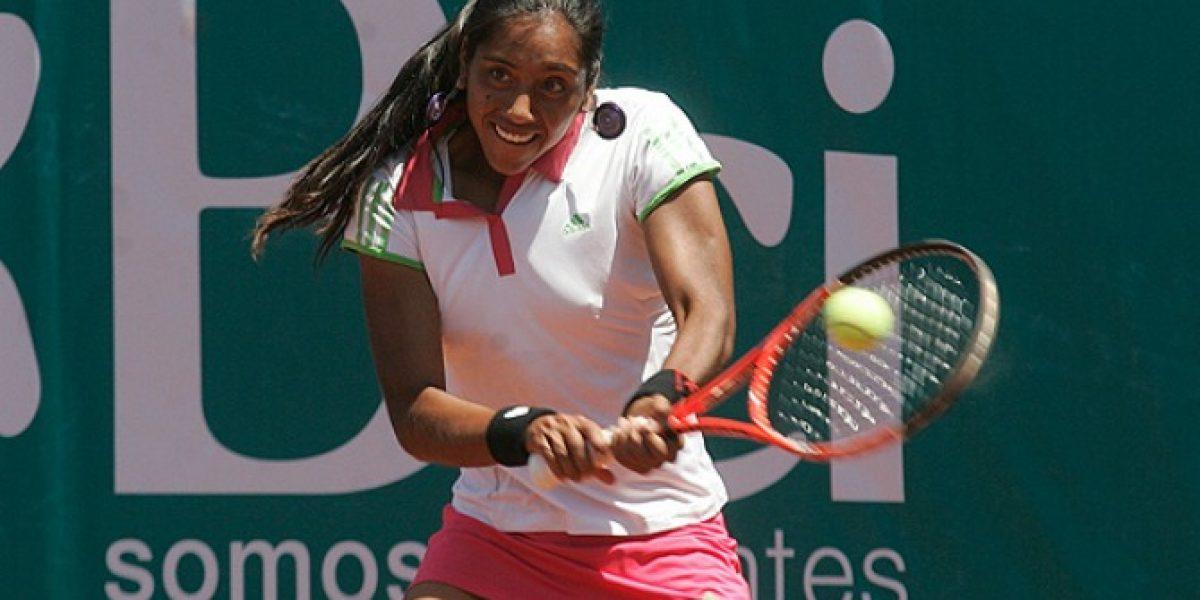 Mejor tenista chilena está retenida en Madrid y con orden de deportación