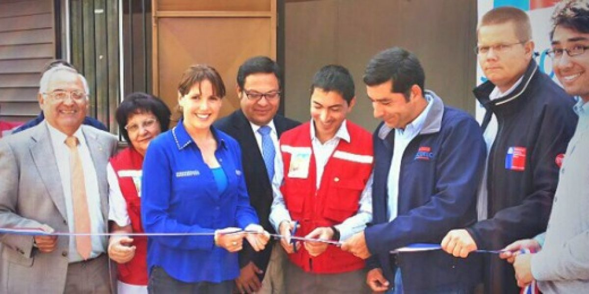Inauguran oficina turística en Olmué