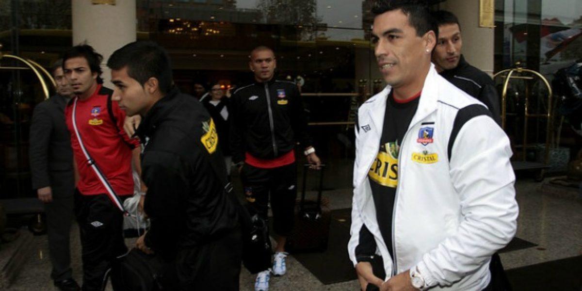 Video: el recibimiento a lo campeón de Esteban Paredes