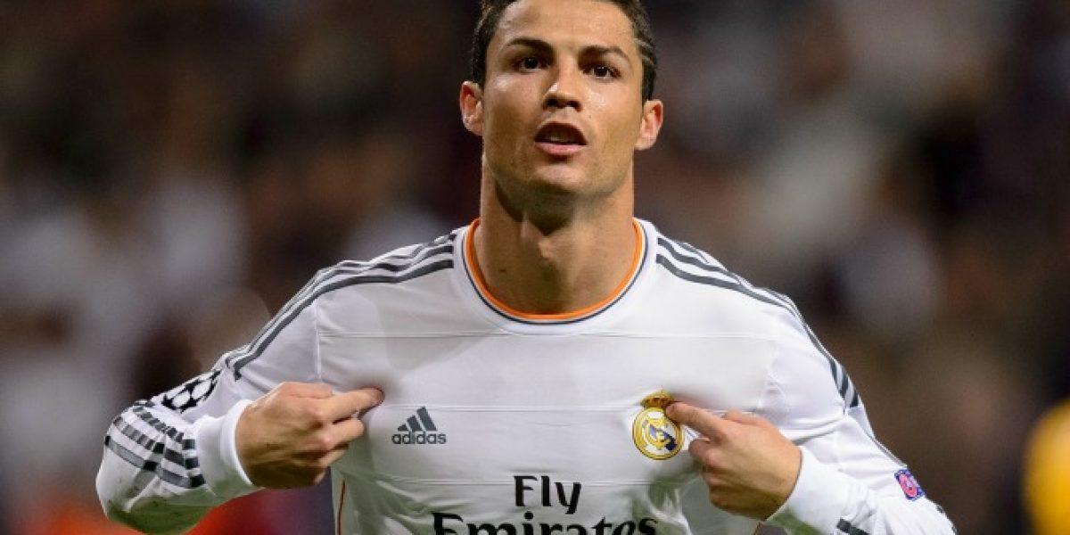 Video: Cristiano Ronaldo humilló a Pepe durante un entrenamiento