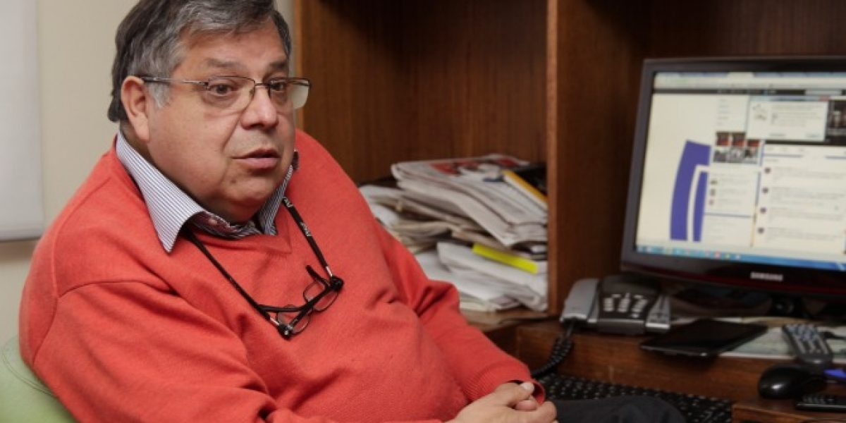 Reapareció Jorge Vergara defendiendo a Marcelo Barticciotto de duras críticas