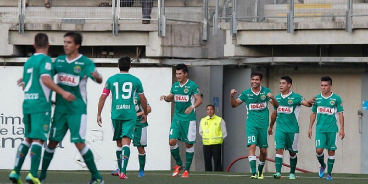 Audax bajó a Wanderers y logró su primera victoria del Clausura