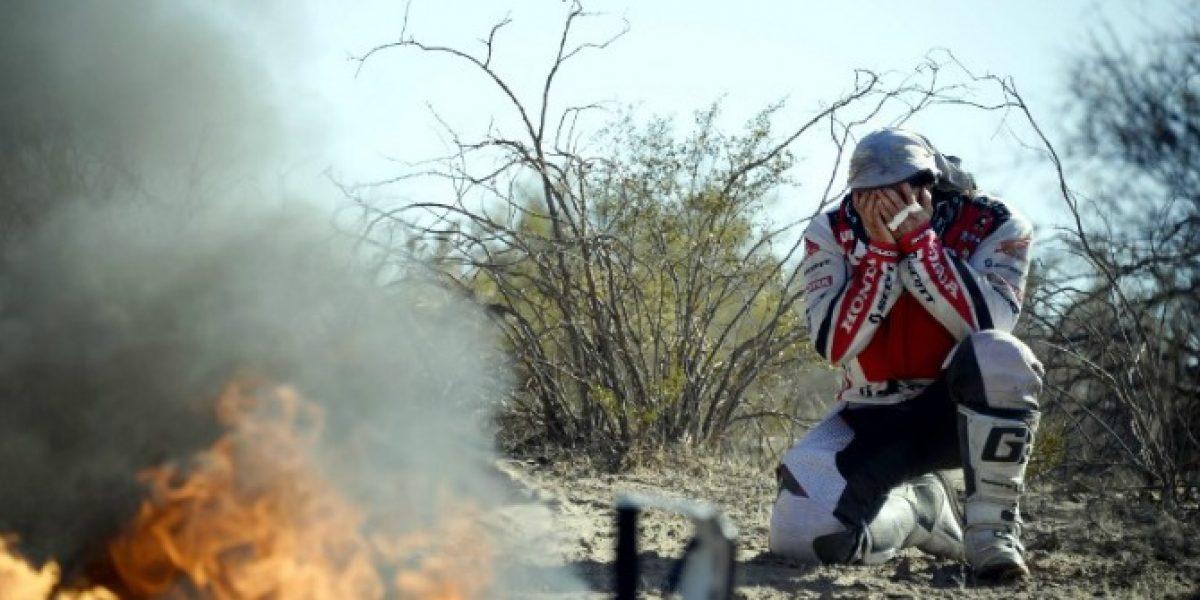 Rabia total: Pilotos del Dakar lanzaron todos sus dardos contra la organización