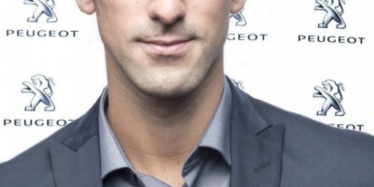 Novak Djokovic será el nuevo embajador de Peugeot por tres años