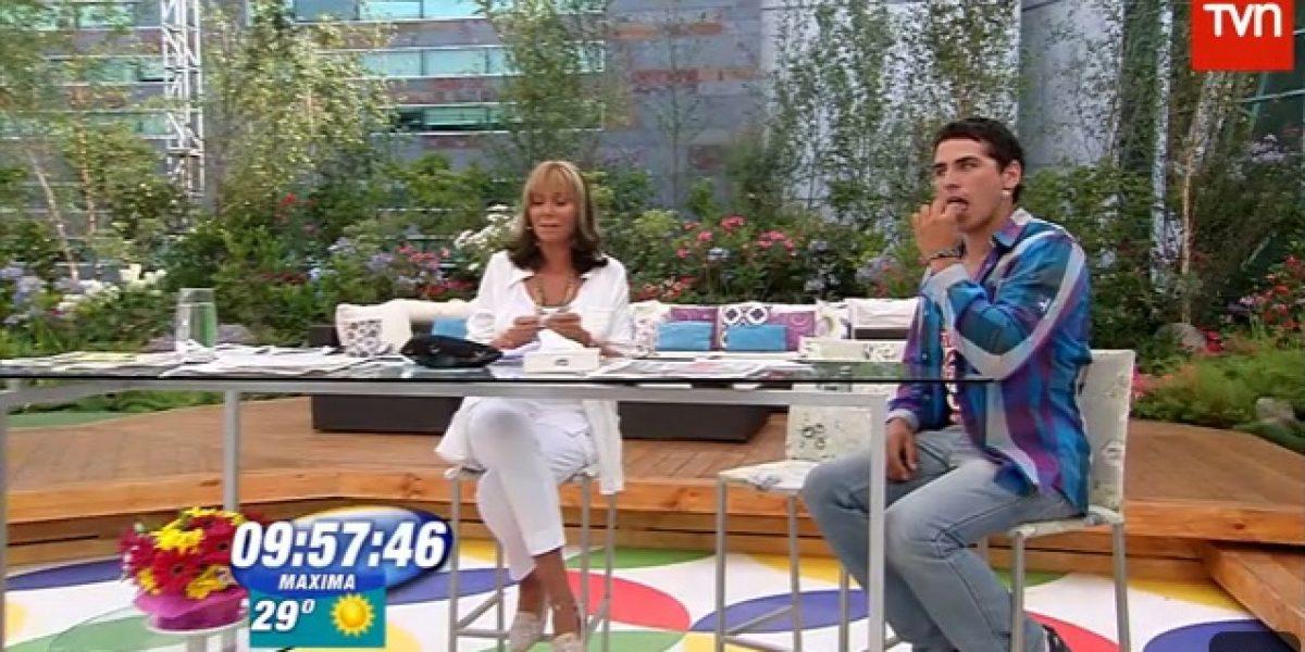José Miguel Viñuela puso en aprietos a Pangal por su relación con Kel