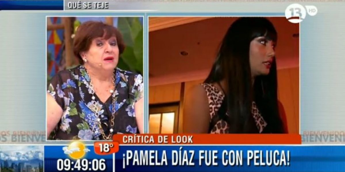 Dra. Cordero confiesa que se está tratando de reconciliar con Pamela Díaz