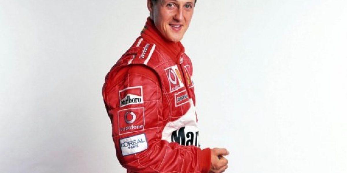Michael Schumacher hizo un testamento 3 años antes del accidente