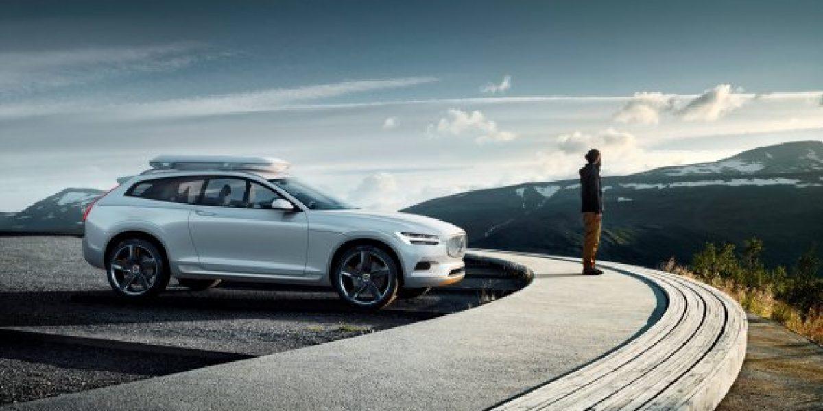 Conoce al Volvo Concept XC Coupé