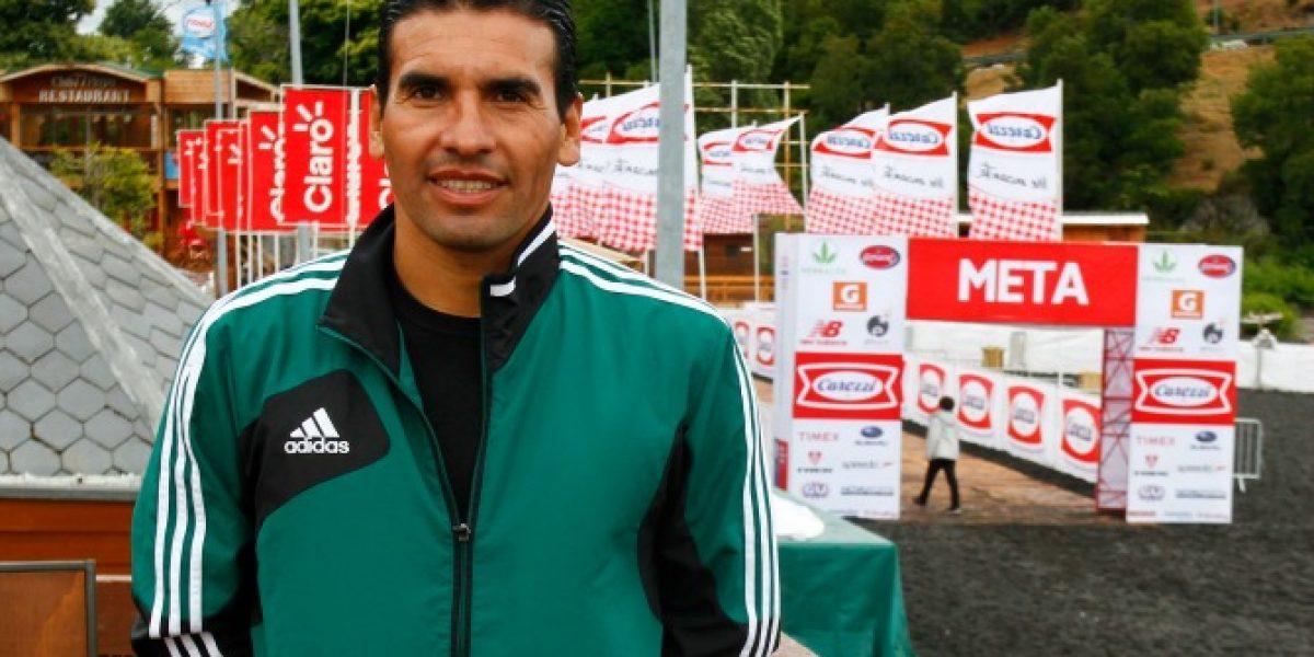 René De la Rosa: De las canchas de fútbol al IronMan de Pucón