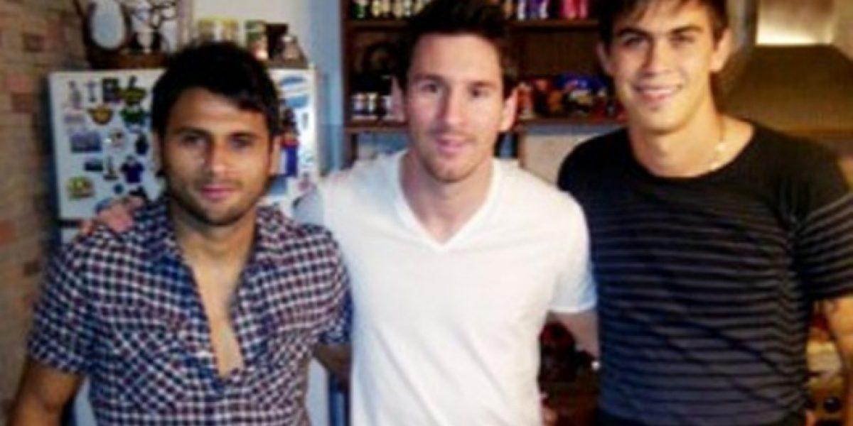 Club brasileño ficha como refuerzos a dos primos de Lionel Messi