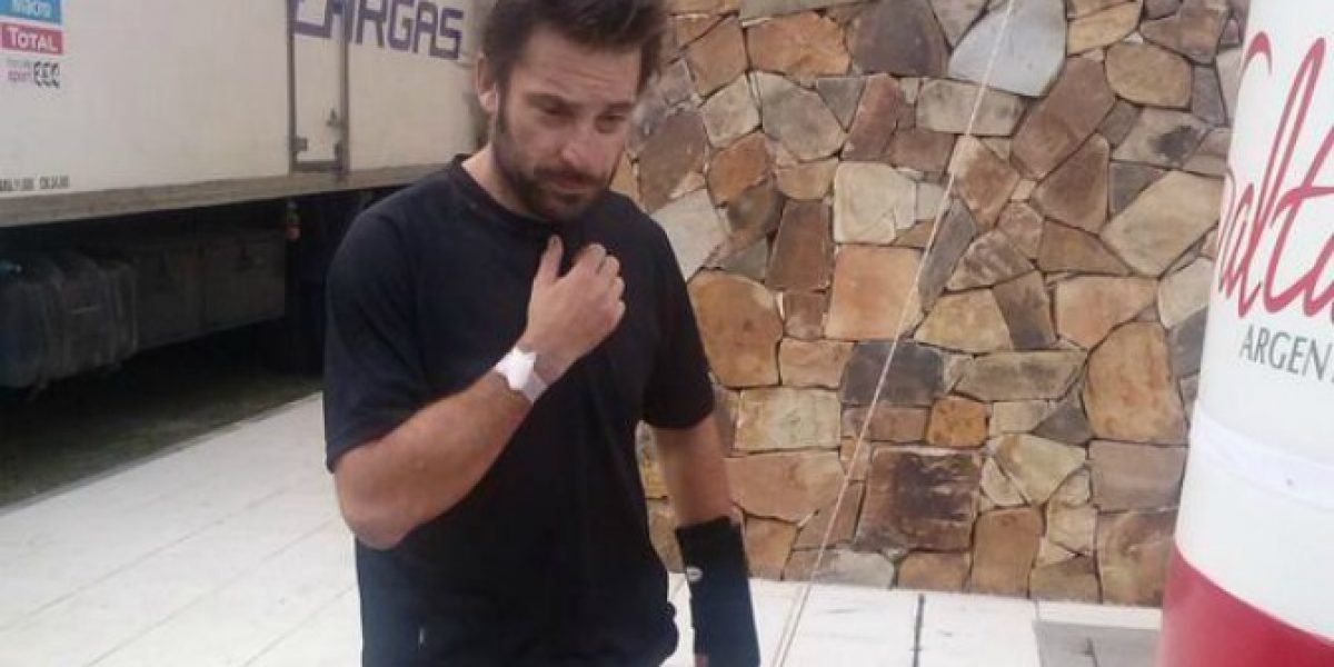 Dakar 2014: Chaleco terminó los chequeos médicos y volverá el sábado a Chile