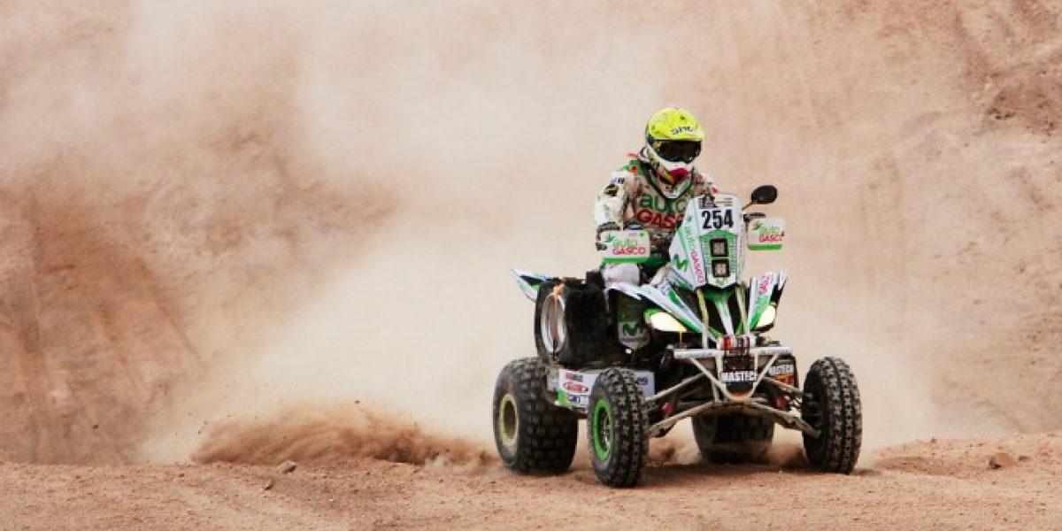 Casale bajó en la general del Dakar y hace su descargo: