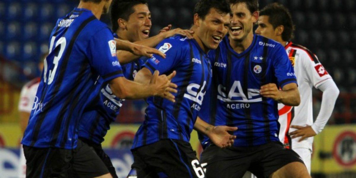 Huachipato consigue su primer triunfo y Rangers se hunde en la tabla