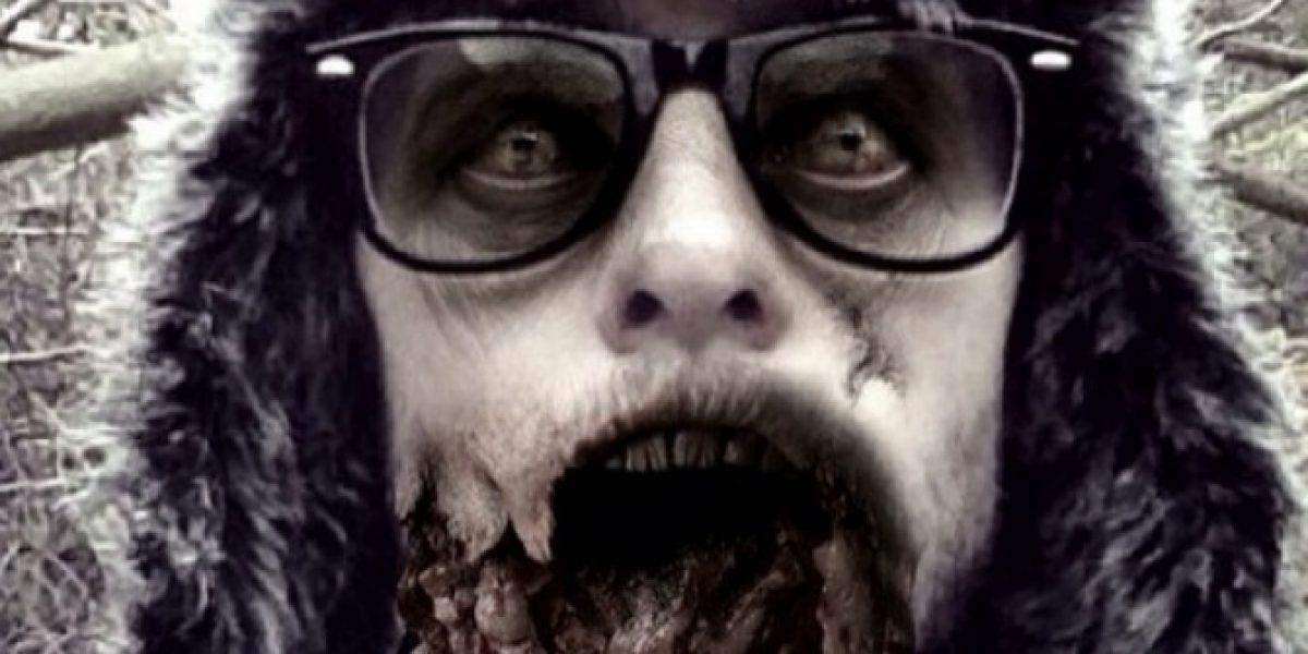 Jared Leto se convierte en un zombie