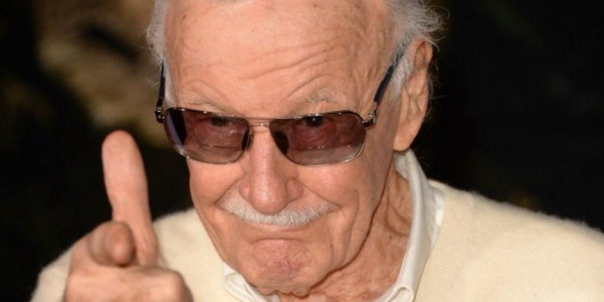 Stan Lee, creador del Universo Marvel aparecerá en Los Simpson