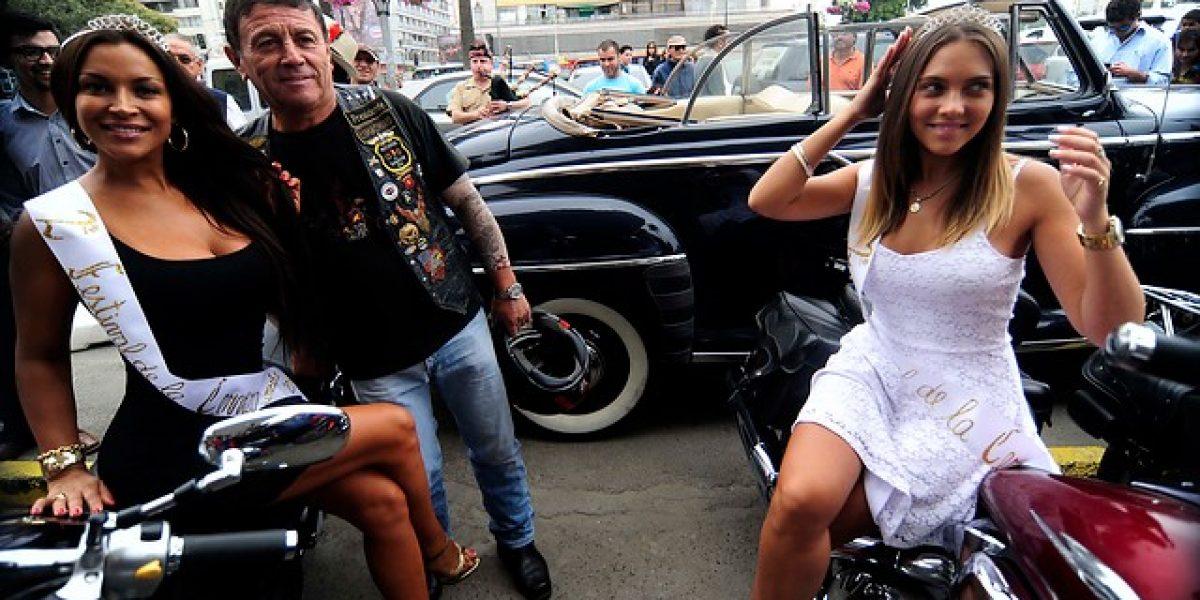 Marlén Olivari y Connie Mengotti se disputan la corona del festival de la Cerveza de Limache
