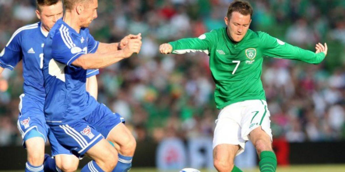 Movidas: Everton se reforzó con seleccionado irlándes