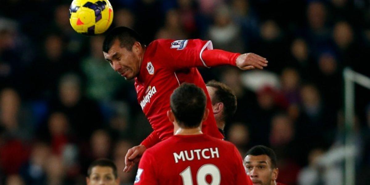El Cardiff City se hunde en la Premier League pese a buen partido de Gary Medel