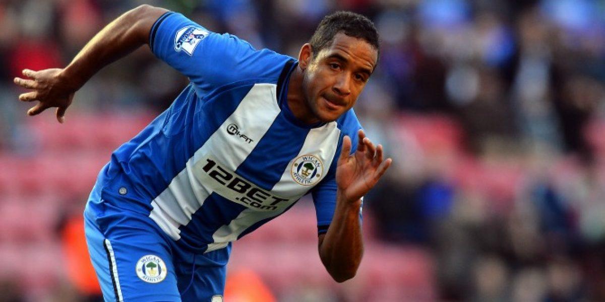 Luchan por el ascenso: Beausejour gana con el Wigan y Jara empata con el Nottingham Forest