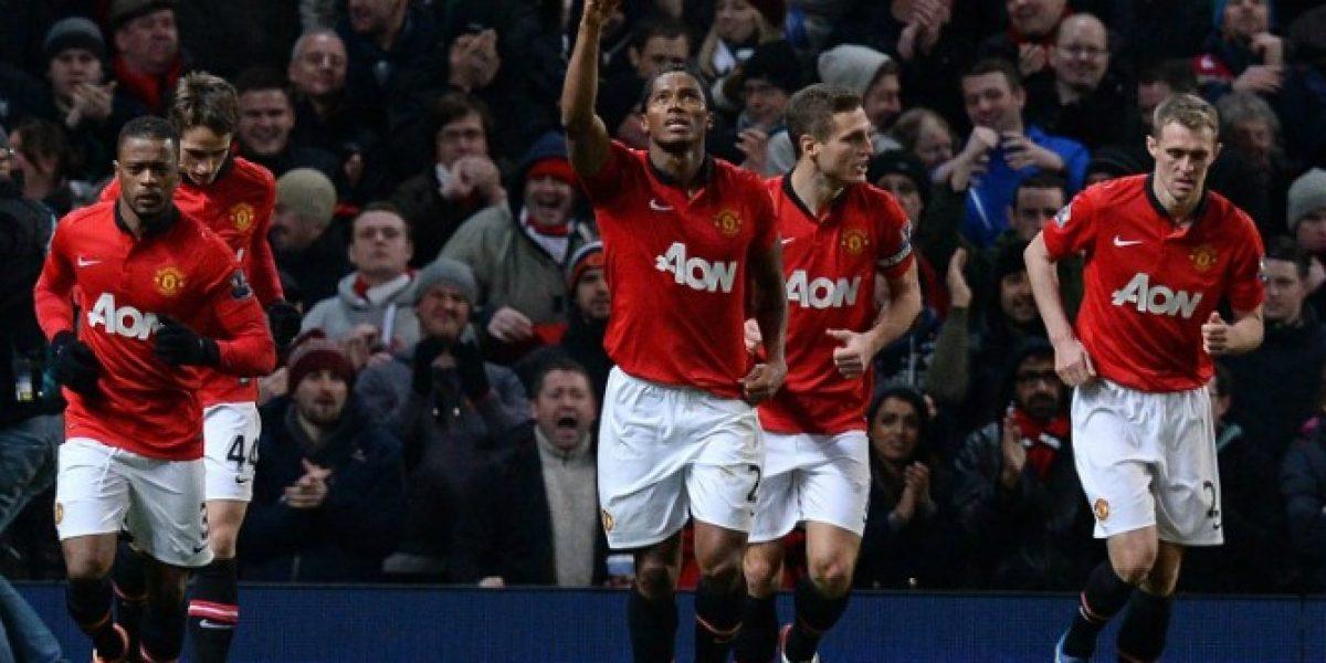Manchester United le ganó al Swansea y luchan por la Europa League