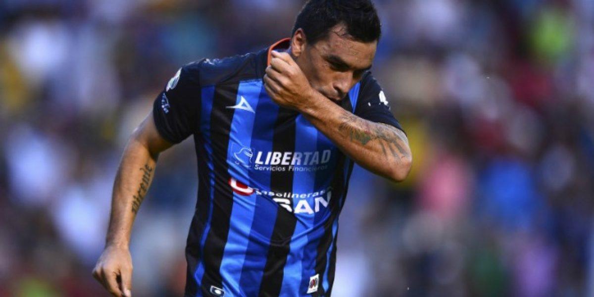 Colo Colo confirma acuerdo con Querétaro para la llegada de Paredes