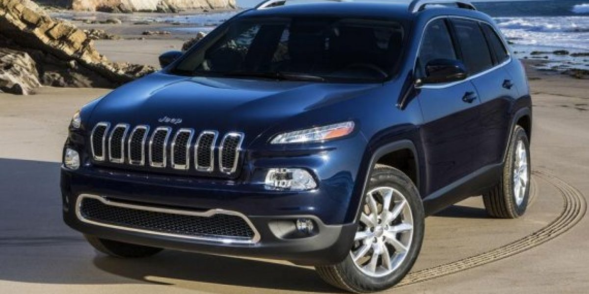 El Jeep New Cherokee ya se encuentra en Chile