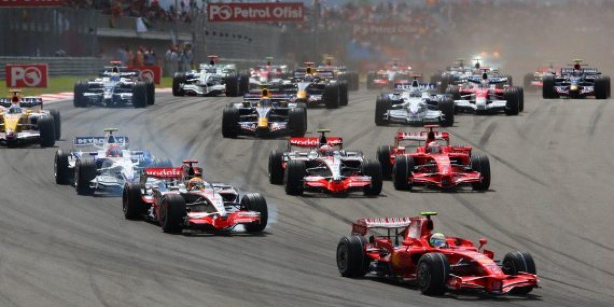 Mira cómo se preparan los equipos de F1 para este 2014