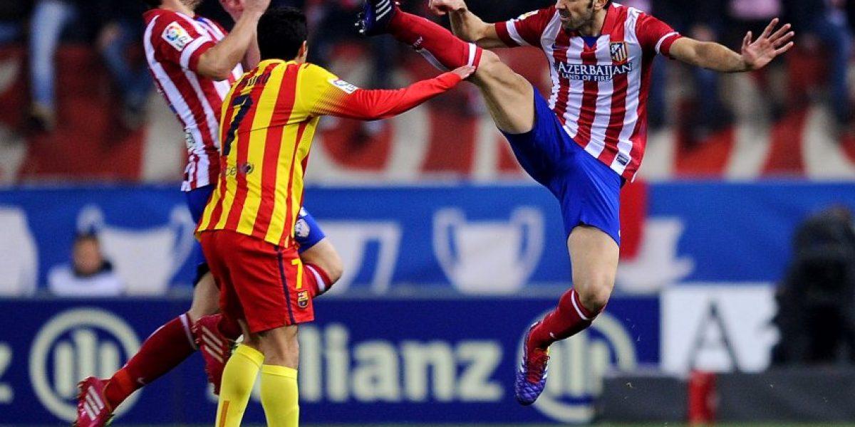 Barcelona se corona campeón de invierno tras empate ante Atlético Madrid