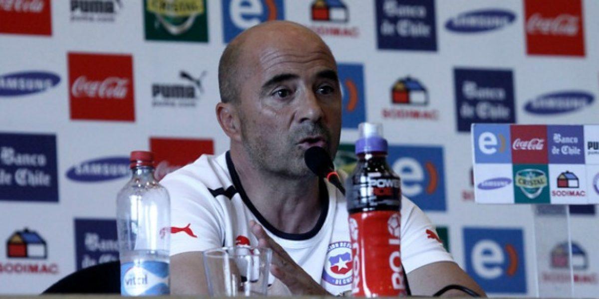 La gran apuesta que tendría Sampaoli para el amistoso contra Costa Rica