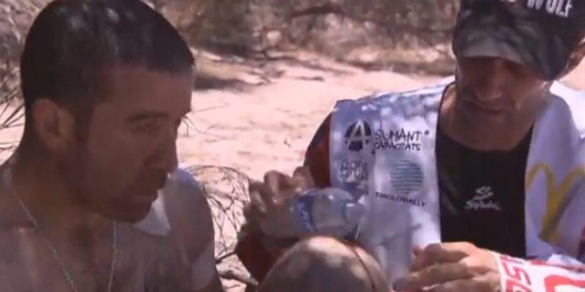 Video: Impactante grabación de piloto que deliró durante el Dakar