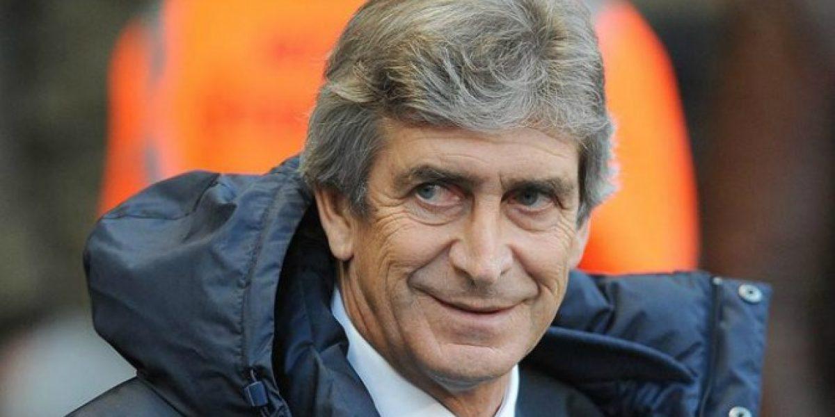 Manuel Pellegrini le restó importancia a la polémica con el DT del Newcastle
