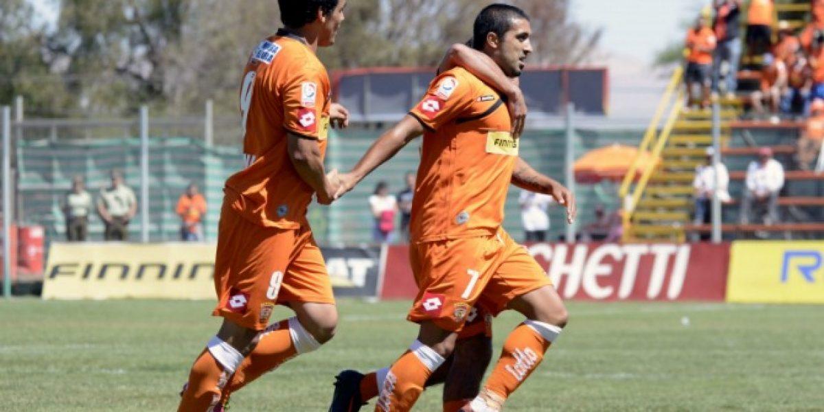 Cobreloa mostró su mejor fútbol y derrotó en casa a Ñublense