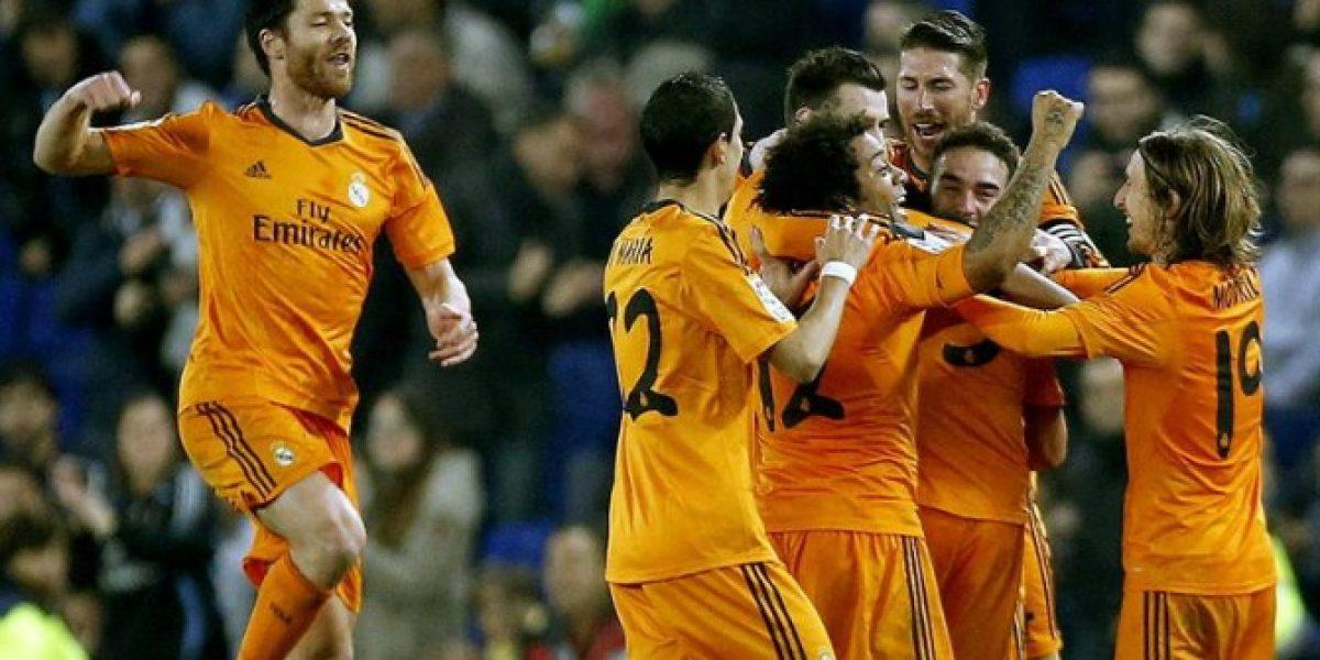 Real Madrid mete presión en la punta de la Liga española tras triunfo ante Espanyol