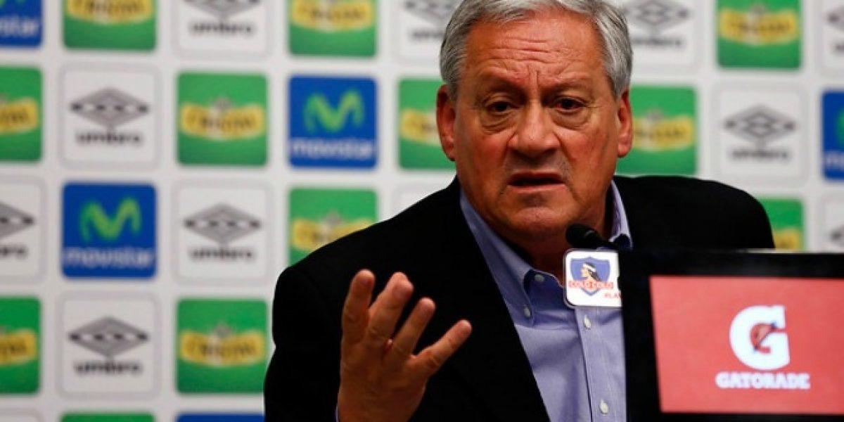 Arturo Salah y la llegada de refuerzos: