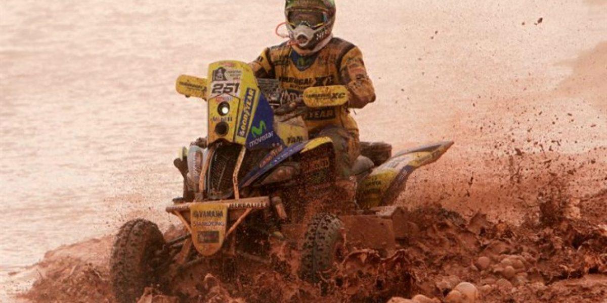 La estrategia de Ignacio Casale para ganar el Dakar 2014