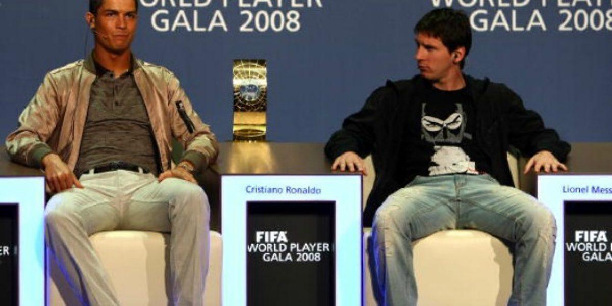 Balón de Oro 2013: Messi y Cristiano Ronaldo se sentarán juntos en la gala